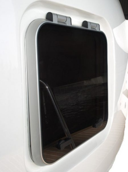 Standard Deckhatch with Flange (550×550mm)