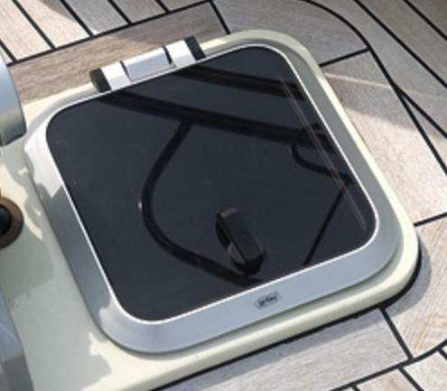 Flushline Deckhatch (525 × 525mm)