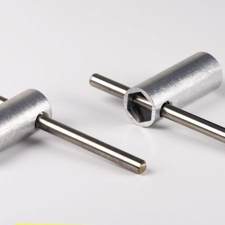 Metal Keyset for Hinge