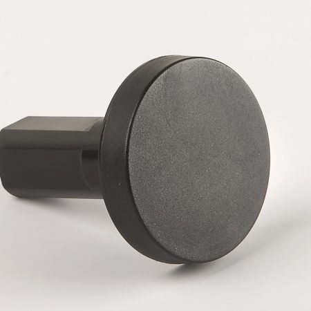 Outside Handle, Round