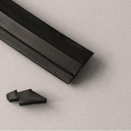 Sealing Rubber R611 (for Econoline Portlights, per meter)